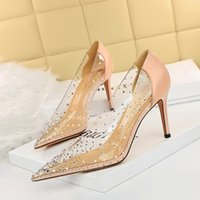 Designer Classic Women diamond Red Bottoms Shoes High Heels Patent pump Leather lady Pointy Toe Dress Luxury womens Sole bottom woman ladies Wedding Shoe