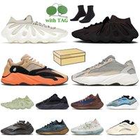 Adidas Yeezy Boost 700 V3 Yeezy 380 700 Avec Box Kanye West Femmes Hommes Chaussures de course Lmnte Onyx Calcite Glow Pepper Azareth Azaël ALVAH Baskets Sneakers