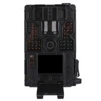 Jagd-Kamera 20MP IP55 wasserdicht 0,2s Schnelles Schießen Infrarot-Nachtsicht-Digital-Trail-Po-Traps-Kameras