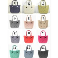 "WOMENS BRAND BAG LOUIS""VITTON DESIGNER Multicolor Candy Handbag Beach Storage Ladies Color Bag EVA Ubmxo"