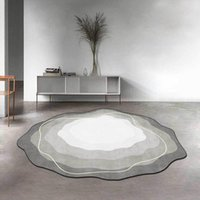 Carpets Modern Carpet For Living Room Bedroom Irregular Shell Pattern Area Rugs Anti Slip Floor Mat Kids Dining Home Decor