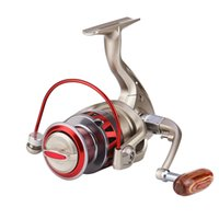 Yumoshi 새로운 10BB 회전 릴 낚시 릴 전체 금속 스풀 왼쪽 / 오른손 손 물고기 바퀴 바다