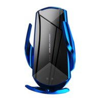 Q2 전화 스탠드 스마트 센서 자동차 충전기 무선 빠른 충전 QC3.0 홀더 10W 휴대 전화 홀더