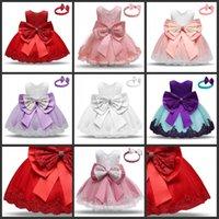 1-й день рождения девочка одежда детские девочки крещение платье 1-5 лет Princess Pageant детские платья для девочек одежда1 621 y2