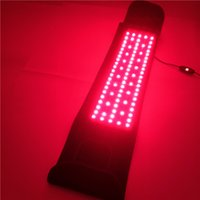 Lipo الليزر آلة التخسيس أحزمة للدهون حرق ems الضوء الأحمر العلاج بالأشعة تحت الحمراء الصمام مصباح التفاف سادة الظهر الخصر حزام