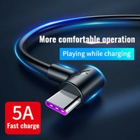 5A USB Type C Cable for Huawei P30 Lite P20 Pro Data Sync Fast Charging USB C Cable for Samsung S10 S9 Super Charger USBC Cord