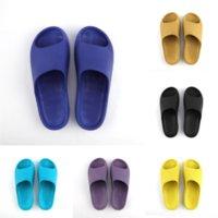 55J3 Sagace Bayan Yaz Slip-On Ayakkabı Casl Terlik Kaymaz Çevirme Moda Sert giyen Terlik Plaj Yürüyüş Kapalı T-bağlı