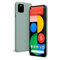 "Original Google Pixel 5 5G Mobiltelefon 8 GB RAM 128 GB ROM Snapdragon 765g Octa Core Android 6.0 ""OLED Full Screen 16MP HDR NFC 4080MAH Face ID Fingerprint Smart Handy"