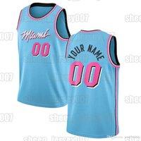 مخصص مايرز 0 ليونارد مياميالحرارةكرة السلة الفانيلة الثمينة 5 Achiuwa Kelly 9 Olynyk Max 31 Kendrick كرة السلة 7 Dragic Jerseys