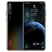 "Original Huawei Enjoy 10S 4G LTE Cell Phone 8GB RAM 128GB ROM Kirin 710F Octa Core 48MP AI 4000mAh Android 6.3"" OLED Full Screen Fingerprint ID Smart Mobile Phone"