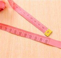 Cinta métrica de cuerpo Cosa de costura Cinta métrica Cinta de costura plana suave Suministros portátiles 2069 V2