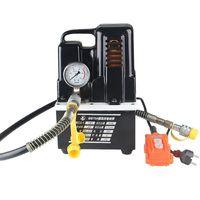 Outils hydrauliques 110V / 220V Portable Petite pompe Mode de chargement à haute pression électrique