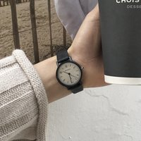 럭셔리 남성과 여성 시계 디자이너 브랜드 시계 UARTZ EN CUIR 빈티지 붓는 FEMMES, Marque De Mode, Montre-Bracelet Simple Femmes