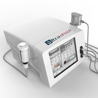 Shockwave And Ultrasonic Pain Relief Physical Shock Wave Therapy Machine