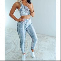 2pcs Outfits Set Running Vest Womens Tracksuits Bra High Waist Pants Gym Workout Casual Fitness Clothes Tights Sport Wear Tracksuit