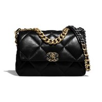 شانيل حقيبة الكتف أعلى جودة فاخر مصمم المتشرد المرأة سلسلة سيدة cc جلد طبيعي حقيبة القابض crossbody أكياس محفظة اسطوانة المحافظ حقائب اليد الخراف