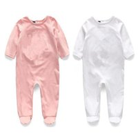 Baby Boys Girls Rompers Toddler Cotton Long Sleeve Jumpsuits Summer Infant Onesies Romper Kids Clothes