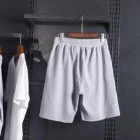 Estate da uomo Pantaloncini Casual Pantaloni Brevi Jogging Sandy Beach Pant Pansket Fashion Print Coullstring Sport Sport Sport Per favore contattami
