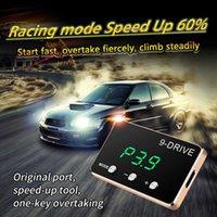 2021 Yeni 9 Modları Elektronik Gaz Kelebeği Denetleyicisi Yarış Accelerator 852 Lexus 300H GM Colarado Toyota Rav 4 Hilux Araba