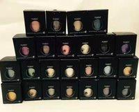 Maquiagem Matte Pigmento 24Color Sombra Pigmentos 7.5g Sombra solta solta com nome inglês 12pcs