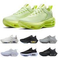 Zoom مزدوجة مكدسة الاحذية الاحذية الرجال النساء أحذية رياضية بالكاد فولت الثلاثي الأبيض الأسود الرياضة chaussures إمرأة رجل تابينرز
