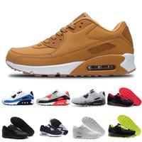 2021 Mens Run Shoes Clássico Homens e Mulher Sneakers Trainer Almofada Superfície Casual Moda Sneaker 36-45