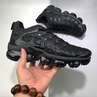 Big Size 13 scarpe da uomo 2021AriaMax.Plus Tn Sneakers Triplo Rosso Nero Cuscino Bianco Bianco Bottom Uomo Allenatori da donna Escursioni a piedi 36-47
