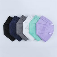 Individually Packed FFP3 Protective Mask Factory 99% Filter Breathing Respirator 5 layer Face Shield Disposable Folding Masks Dustproof Windproof Anti-Fog HY0074