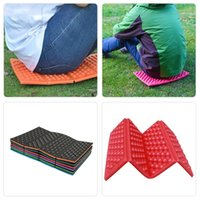 5 Colors Outdoor Camping Mat Folding Furniture XPE Waterproof Picnic Damp Proof Sitting Cushion Foam Beach Hiking Activities Pad