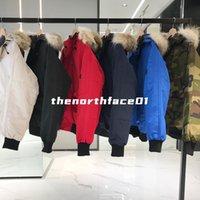 Mens Winter Jacket Fourrure Down Parka Homme Chaquetas Outerwear Big Fur Hooded Fourrure Manteau Men Women Down Jacket Coat Doudoune
