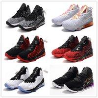 بيع أحذية كرة السلة XVII 17 ما الرجل الرياضي 17S الذئب الذئب الرمادي اليومية حجم 40-46