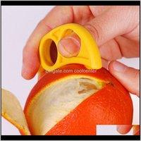 & Vegetable 5Pcs Creative Orange Peelers Zesters Lemon Slicer Fruit Stripper Easy Opener Citrus Knife Kitchen Tools Gadgets Uxafp Rhbps