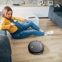 Hand Push Sweepers Smart Sweeping Robot Vacuum Cleaner Sweeper With Mop Cloth Cleaning Appliances Home Dust Collector Built-in Battery USB C
