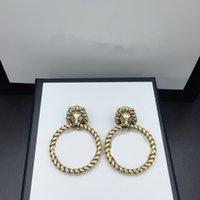 중립 귀걸이에 대 한 여자 황동 소재 귀걸이를위한 최고 품질의 귀걸이 패션 스타일링 클래식 제품 개인화 된 공급