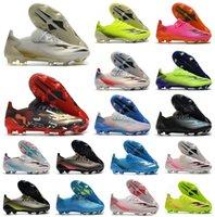 2021 Novo x Ghosted.1 Precisão para Blur FG Mens Mulheres Meninos Ghosted .1 Lace-Up Soccer Futebol Sapatos Futebol Botas de Futebol Greats Size US 6.5-11