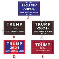 Trump 2024 Sticker 5 Stilleri Donald Araba Tampon Çıkartmalar OWD10086