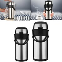 Water Bottles 3000ML Electric Kettles Heat Thermoses Coffee Bottle Stainless Steel Vacuum Flasks Thermal Cup Tea Smart Kettle