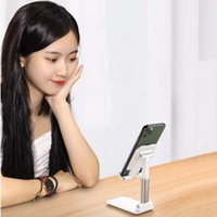 Adjustable Mobile Phone Stand Holder For iPhone iPad Universal Portable Foldable Extend UPgraded Desktop Tablet 4 Colors