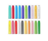 GEEK BAR Prefilled Disposable E cigarette 575 Puffs Vape Pen 2.4ml Pods Cartridge 500mAh Battery Starter Kit