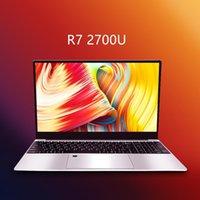 أجهزة الكمبيوتر المحمولة Ryzen DDR4 16GB 32GB M.2 SSD 512GB 1TB Ultrabook Metal Computer 2.4G / 5.0G Bluetooth R3 2200U Windows 10 Pro Gaming Laptop