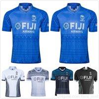 Fiji Airways 2021 2022 Nuova Casa per adulti Away Flying Fijians Rugby Jersey Shirt Kit Maillot Camiseta Maglia Tops S-5XL