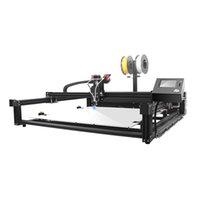 Mingda G807 800 * 800 * 70mm Grandi stampanti industriali Segno Acryl Maschine Maker Machine Stampante 3D Lettera con multi colori