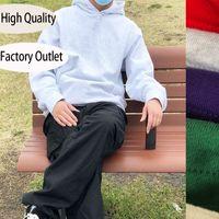 Мужские модные толстовки мужские буквы печатание пуловер толстовки с капюшоном с капюшоном с капюшоном с капюшоном HIP Hop Streetwear 2021 высокое качество