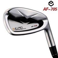 Männer Golf Clubs AF-705 Irons Set 5-9 P A Iron Club Stee Welle oder Graphit R / S Flex