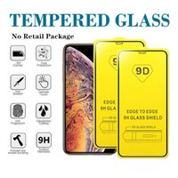 9D cep telefonu ekran koruyucuları ONEPLUS NORD N100 N10 5G Tam Gluetempered Cam Filmi Anti-Patlama Paket D1