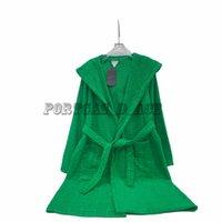 럭셔리 수건 자카드 욕조 가운 ins 뜨거운 녹색 드레싱 가운 여자 가을 겨울 목욕 가운 후드 잠옷 잠옷 연인 예정 아침 드레스 가정 의류