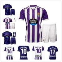 Kit de niños adultos 22 22 Real Valladolid Fútbol Jerseys 2021 2022 Fede S. Sergi Guardiola Óscar Plano Camisetas De Fútbol Camisetas de fútbol