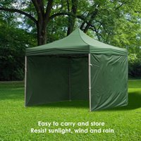 Shade 210D Oxford Cloth Translucent Garden Top Tent Side Panel Waterproof Canopy Sides Panels Surface