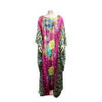 Ethnic Clothing Two-piece Set Dress African Dresses For Women 2021 Fall Clothes Long Maxi Christmas Boubou Robe Femme With Elastic Inner