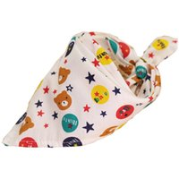 Fashion Accessories Pet Supplies Dog Bibs Scarf Cotton Small Middle Large Adjustable Bandana Pet Puppy Kerchief DH8567